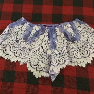 Other - BRAND NEW W/tag Victoria's secret lace shorts